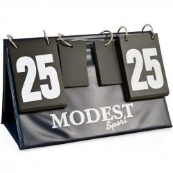Tablica Wyników mała Modest 0-25