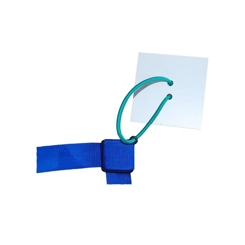 Linie do siatkówki plażowej profesjonalne niebieskie